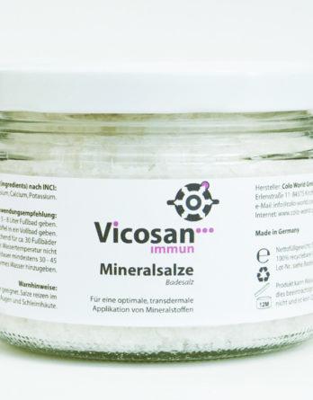 Vicosan Immun basische Mineralstoffe